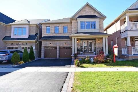 House for sale at 52 Bellcrest Rd Brampton Ontario - MLS: W4957349