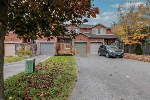 Townhouse for sale at 52 Bibby Ct Barrie Ontario - MLS: S4957290