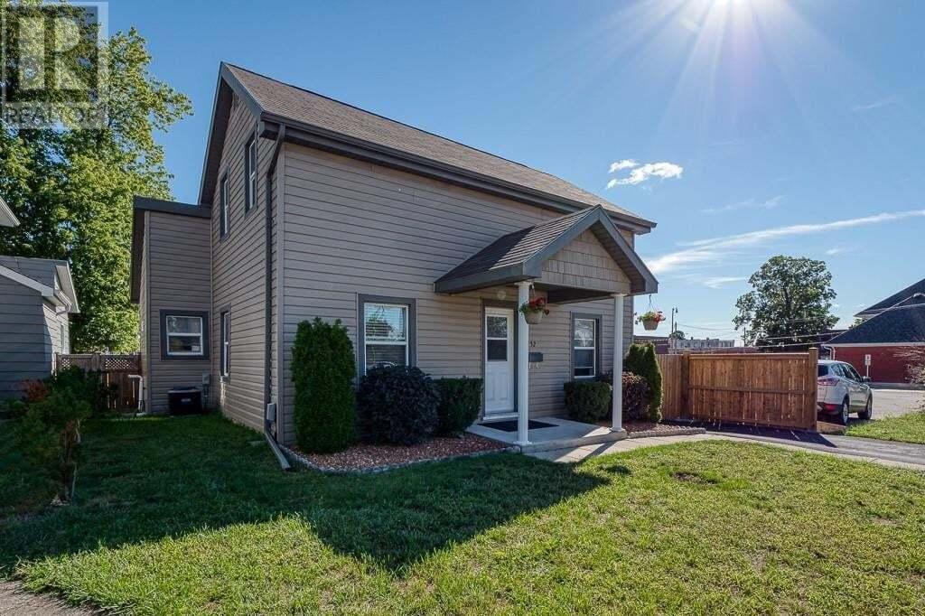 House for sale at 52 Bidwell St Tillsonburg Ontario - MLS: 40018348