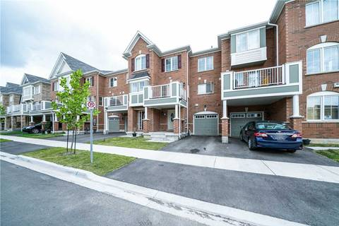 Townhouse for sale at 52 Bond Head Ct Milton Ontario - MLS: W4520992