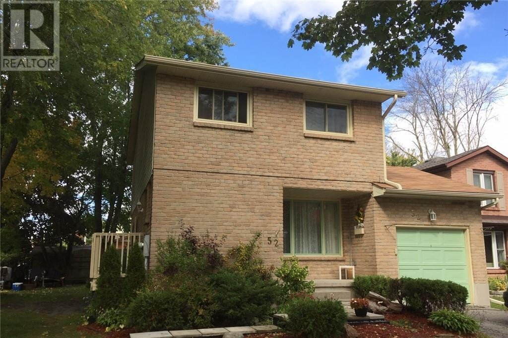 House for sale at 52 Brimley Ct Belleville Ontario - MLS: 40036114