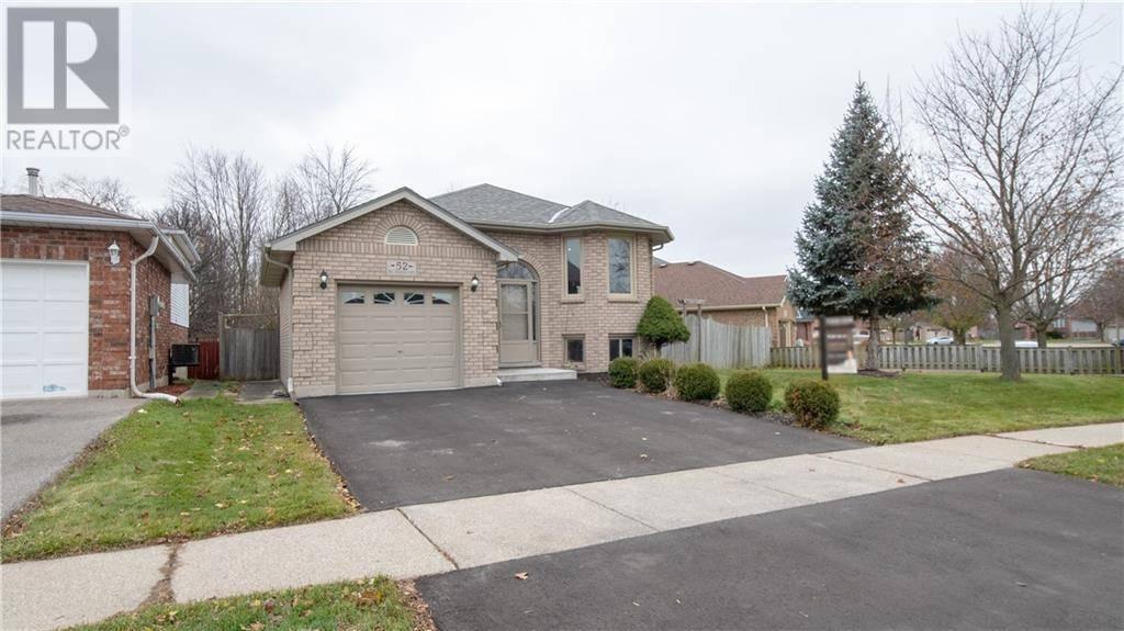 House for sale at 52 Buchanan Cres Brantford Ontario - MLS: 30780115
