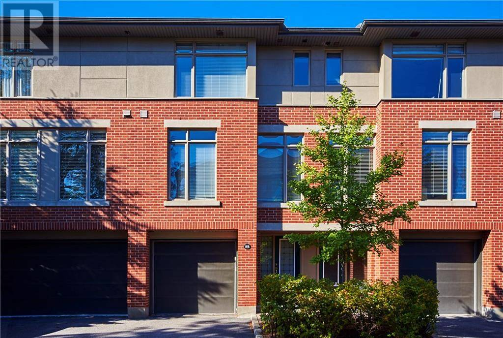 Townhouse for sale at 52 Callaghan Pt Ottawa Ontario - MLS: 1173893