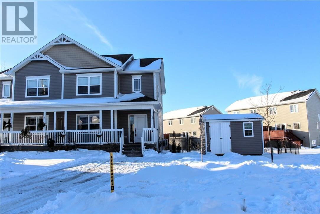 House for sale at 52 Caspian  Moncton New Brunswick - MLS: M132449