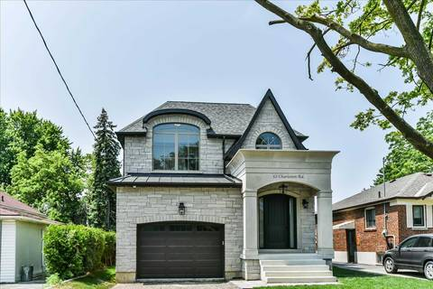 House for sale at 52 Charleston Rd Toronto Ontario - MLS: W4521567