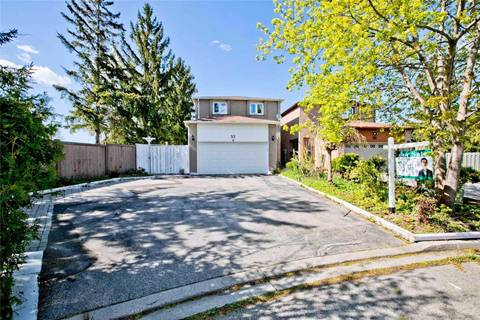 Residential property for sale at 52 Chase Ct Markham Ontario - MLS: N4459830