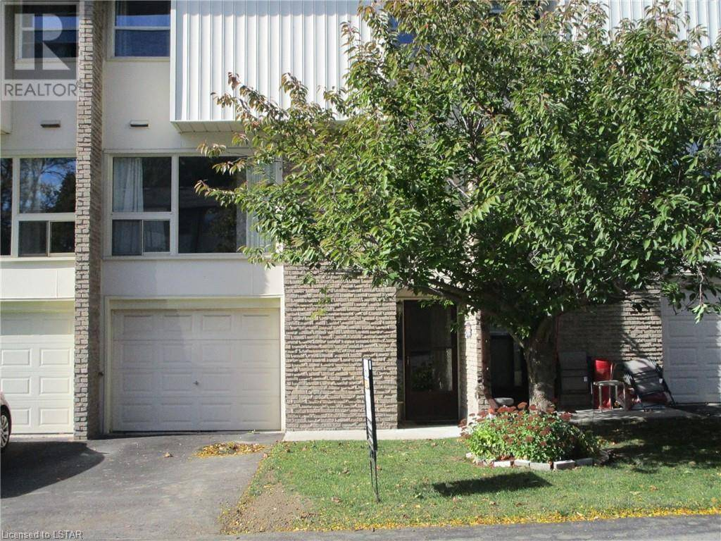 Townhouse for sale at 52 Chiddington Gt London Ontario - MLS: 217755