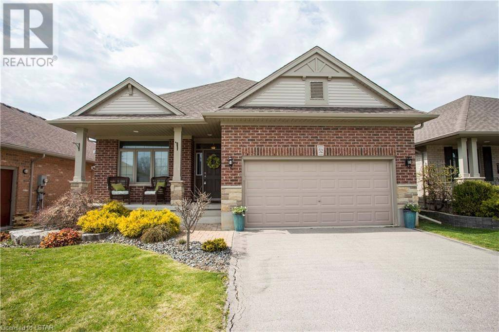 House for sale at 52 Circlewood Dr St. Thomas Ontario - MLS: 256810