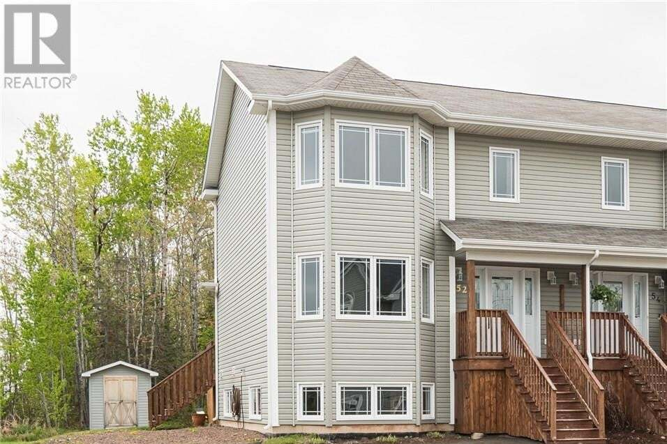 House for sale at 52 Clarendon Dr Moncton New Brunswick - MLS: M128619