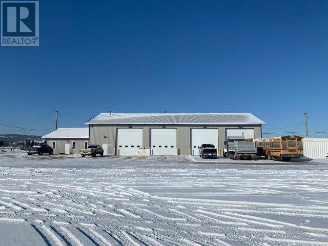 Commercial property for sale at 52 Collins Rd Dawson Creek British Columbia - MLS: 182789