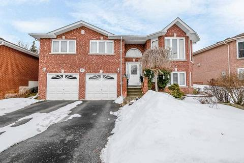 House for sale at 52 Compton Cres Bradford West Gwillimbury Ontario - MLS: N4714671