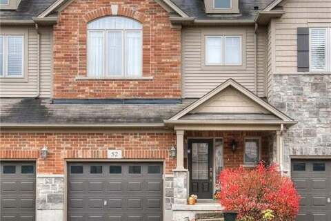 Townhouse for sale at 52 Condor St Kitchener Ontario - MLS: 40034945