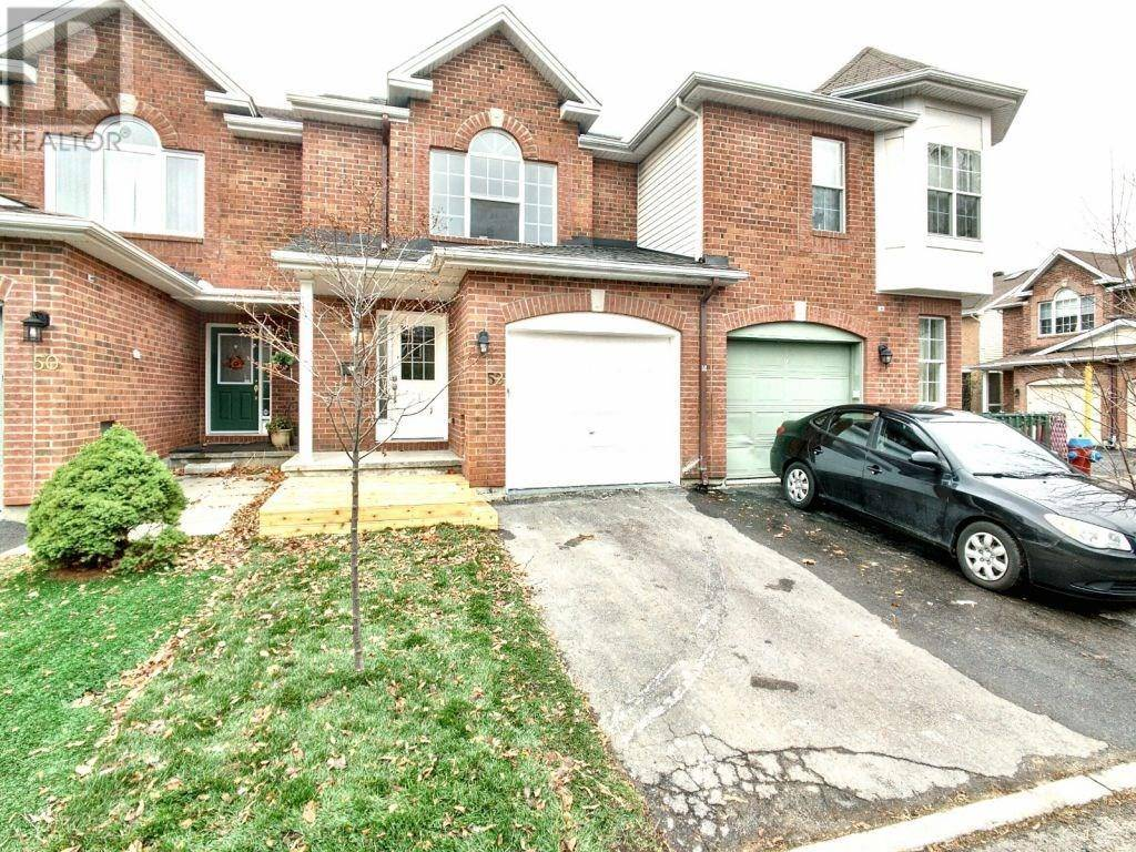 Townhouse for sale at 52 Coralbell Pt Ottawa Ontario - MLS: 1175748