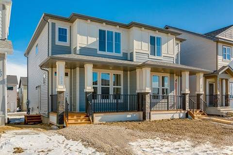 Townhouse for sale at 52 Cornerbrook Gt Northeast Calgary Alberta - MLS: C4287707