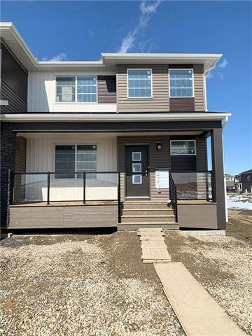 Townhouse for sale at 52 Cornerstone Pk Northeast Calgary Alberta - MLS: C4292330