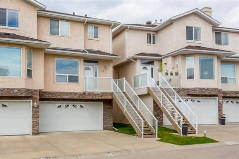 Townhouse for sale at 52 Country Hills Gdns Northwest Calgary Alberta - MLS: C4203106