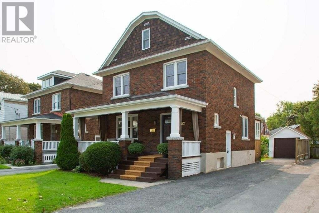 House for sale at 52 Dundas St Kingston Ontario - MLS: K20005473
