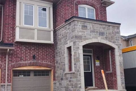 Townhouse for rent at 52 Dundonald Tr Newmarket Ontario - MLS: N4429916