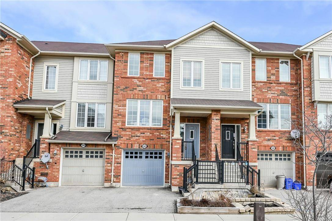 Townhouse for sale at 52 Emick Dr Ancaster Ontario - MLS: H4073901