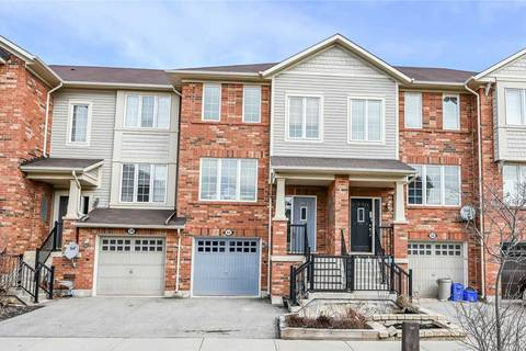 Townhouse for sale at 52 Emick Dr Hamilton Ontario - MLS: X4732082