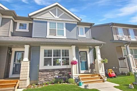 Townhouse for sale at 52 Evansridge Ct Northwest Calgary Alberta - MLS: C4243397