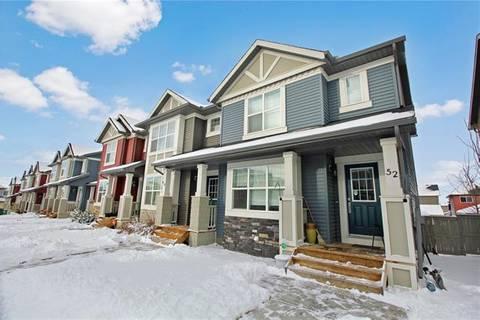 Townhouse for sale at 52 Evansridge Ct Northwest Calgary Alberta - MLS: C4285310