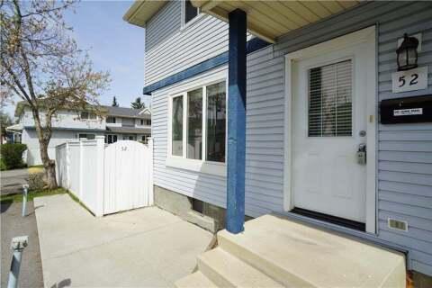 Townhouse for sale at 52 Falconer Te Northeast Calgary Alberta - MLS: C4291613