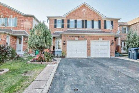 Townhouse for sale at 52 Feathertop Ln Brampton Ontario - MLS: W4967510