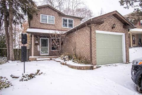 House for sale at 52 Fox Run  Barrie Ontario - MLS: S4632858