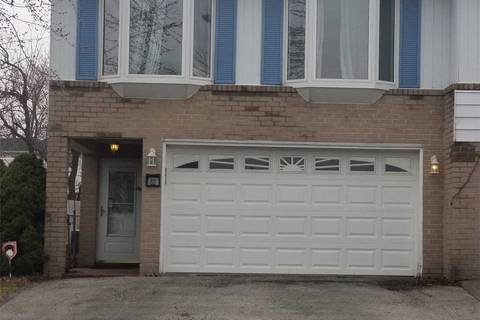 Townhouse for rent at 52 Gainsborough Rd Brampton Ontario - MLS: W4416240