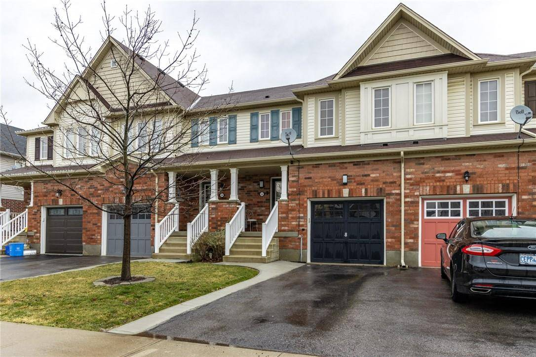 Townhouse for sale at 52 Gowland Dr Binbrook Ontario - MLS: H4075279