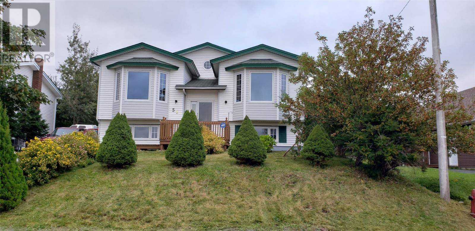 House for sale at 52 Green Hill Cres Burin Newfoundland - MLS: 1203061