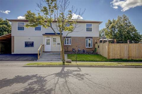 Townhouse for sale at 52 Greenhedges Ct Toronto Ontario - MLS: E4597605