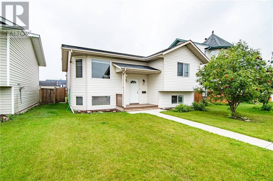House for sale at 52 Harper Dr Sylvan Lake Alberta - MLS: ca0175500