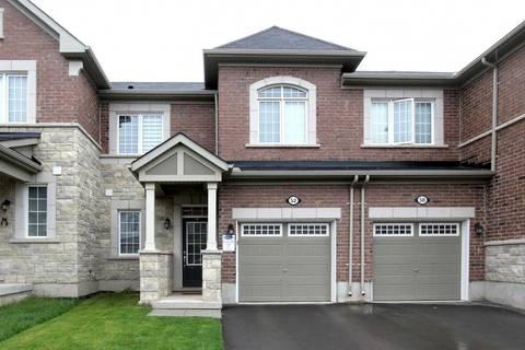 Townhouse for sale at 52 Hatt Ct Milton Ontario - MLS: W4482880