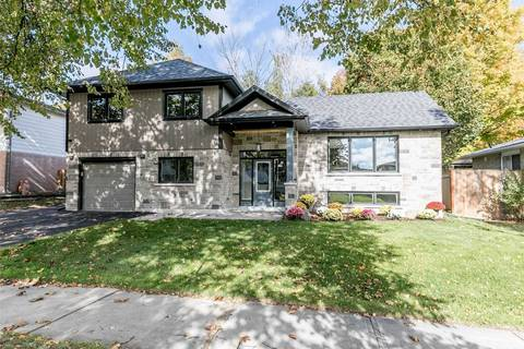 House for sale at 52 Hill Dr Aurora Ontario - MLS: N4685035