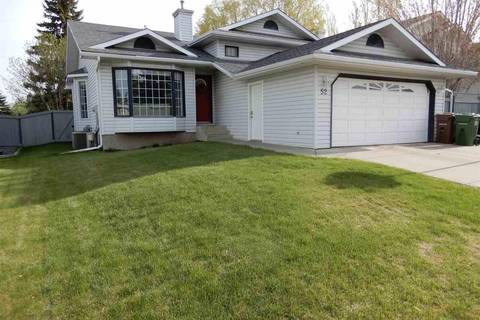 House for sale at 52 Holmgren Cres St. Albert Alberta - MLS: E4157643