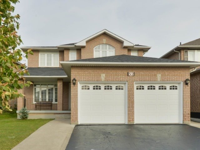 For Sale: 52 Hullen Crescent, Toronto, ON | 4 Bed, 5 Bath House for $994,912. See 20 photos!