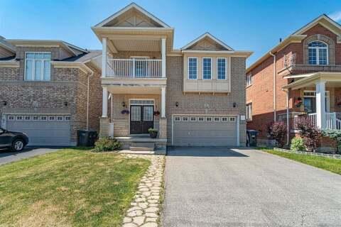 House for sale at 52 Iceland Poppy Tr Brampton Ontario - MLS: W4814008