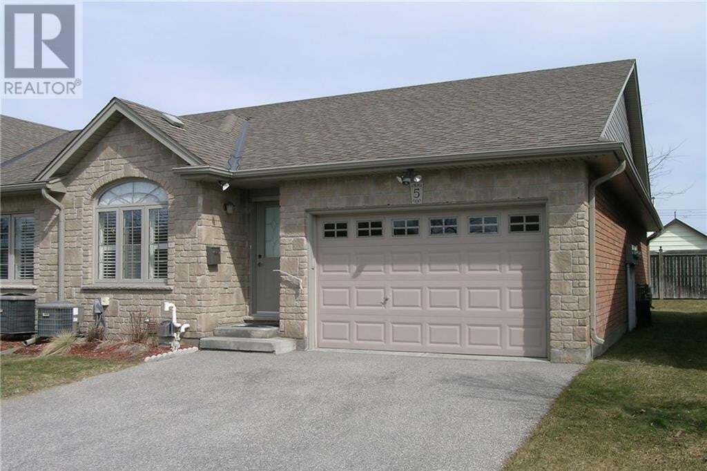 Townhouse for sale at 52 Imperial St Delhi Ontario - MLS: 30796580