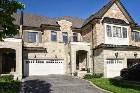 Townhouse for sale at 52 Jenny Thompson Ct Richmond Hill Ontario - MLS: N4782853