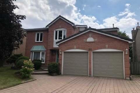 House for rent at 52 John Button Blvd Markham Ontario - MLS: N4864999