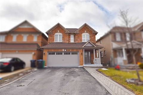 House for sale at 52 Kanashiro St Brampton Ontario - MLS: W4753648