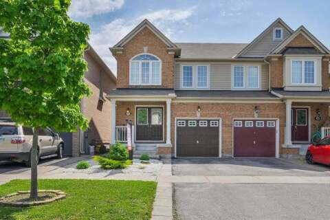 Townhouse for sale at 52 Ken Laushway Ave Whitchurch-stouffville Ontario - MLS: N4782389
