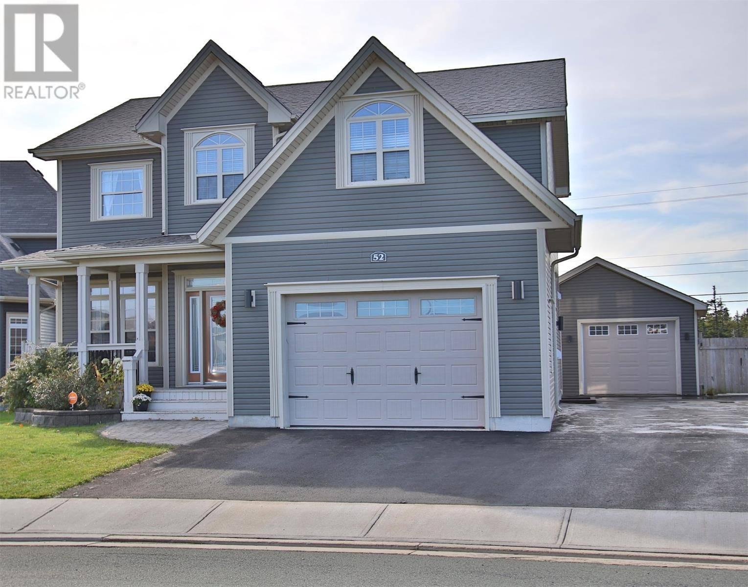 House for sale at 52 Kenai Cres St. John's Newfoundland - MLS: 1205588