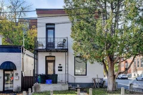 Townhouse for sale at 52 Lebreton St Ottawa Ontario - MLS: 1216078