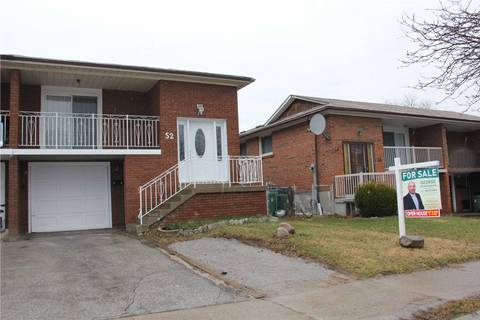 Townhouse for sale at 52 Lenthall Ave Toronto Ontario - MLS: E4414132