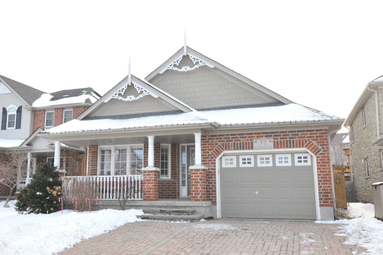For Sale: 52 Livingstone Crescent, Cambridge, ON | 4 Bed, 2 Bath House for $599000.00. See 19 photos!