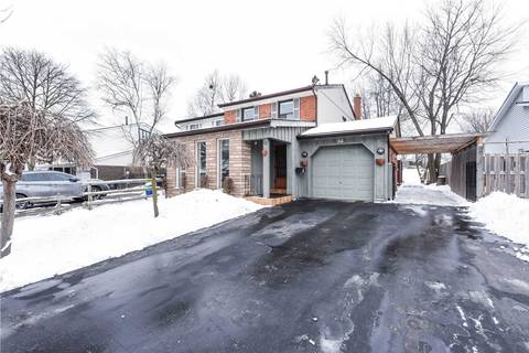 Townhouse for sale at 52 Longbourne Cres Brampton Ontario - MLS: W4693565