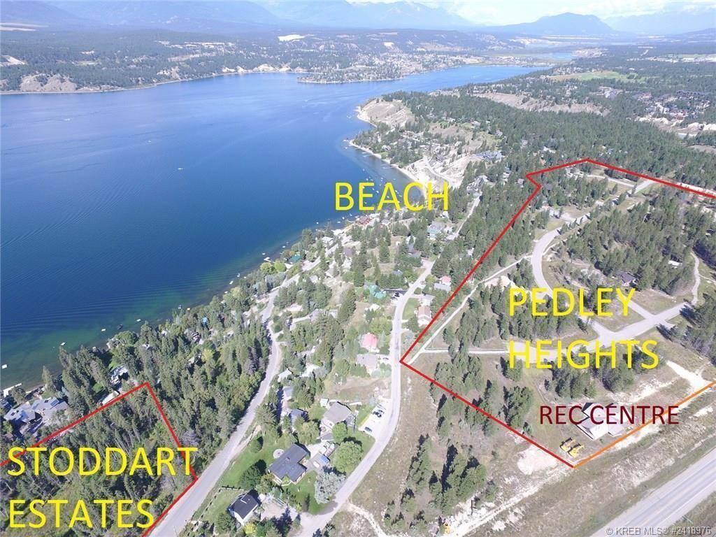 Residential property for sale at LOT 52 Pedley Heights  Unit 52 Windermere British Columbia - MLS: 2451132
